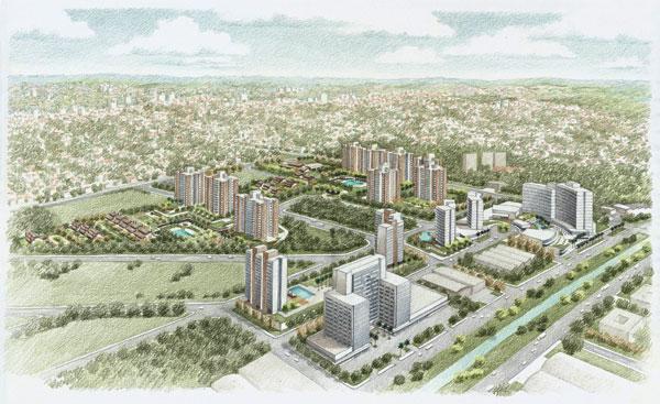 Central Parque - Rossi Residencial (Porto Alegre)