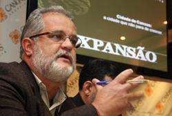 Jorge Arraes, diretor de participações imobiliárias da Funcef.