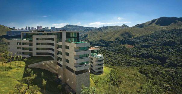 Condomínio residencial Vila Gardner, de Gustavo Penna, em Nova Lima, MG