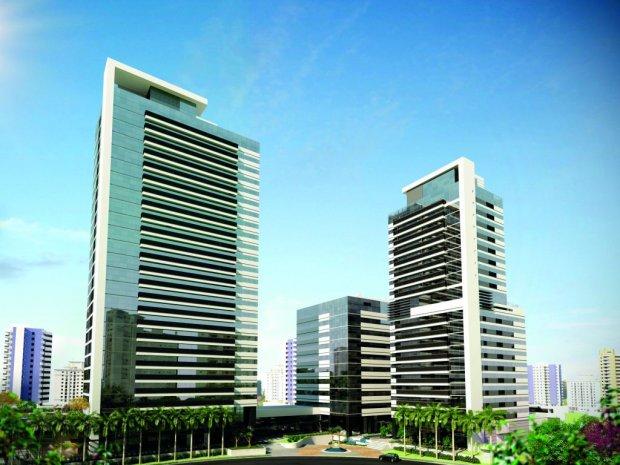 Neo Superquadra: 450 unidades comerciais e residenciais distribuídos em duas torres