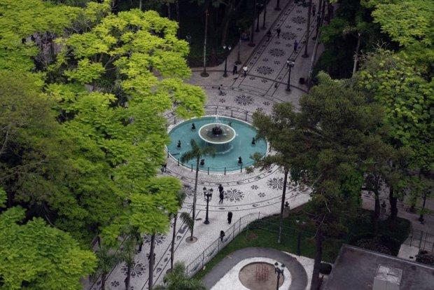 Central Park da incorporadora Invespark