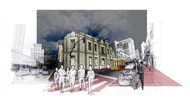 Revitalização Cinemas de Rua