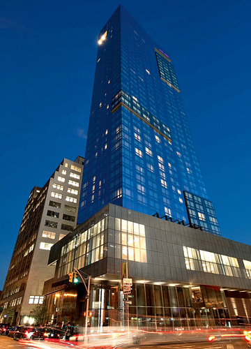 Trump Soho Hotel: 12% do total das unidades vendidas nos últimos 12 meses foi para brasileiros