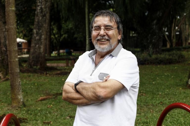 Arquiteto Reginaldo Reinert, IPPUC. Foto: André Rodrigues / Gazeta do Povo
