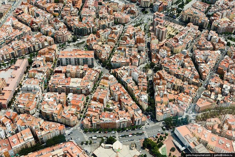 Barcelona, Espanha. Foto: Jamison Wieser / Flickr.